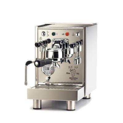 Die Bezzera BZ10 S PM Siebträger Espressomaschine im Test. Unsere Erfahrung mit dieser Maschine und wo man die Bezerra günstig bestellen kann.