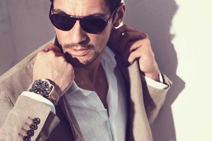 David Gandy for Massimo Dutti Spring Summer 2011