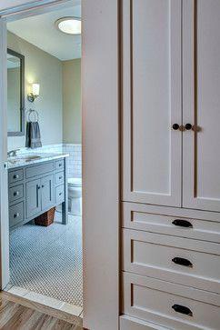 Bungalow West craftsman bathroom