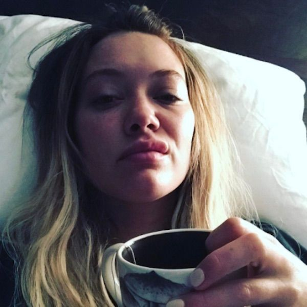 Even Hilary Duff's Son Can't Stay Awake Through A Dinner Date With His Mom - http://oceanup.com/2017/03/18/even-hilary-duffs-son-cant-stay-awake-through-a-dinner-date-with-his-mom/