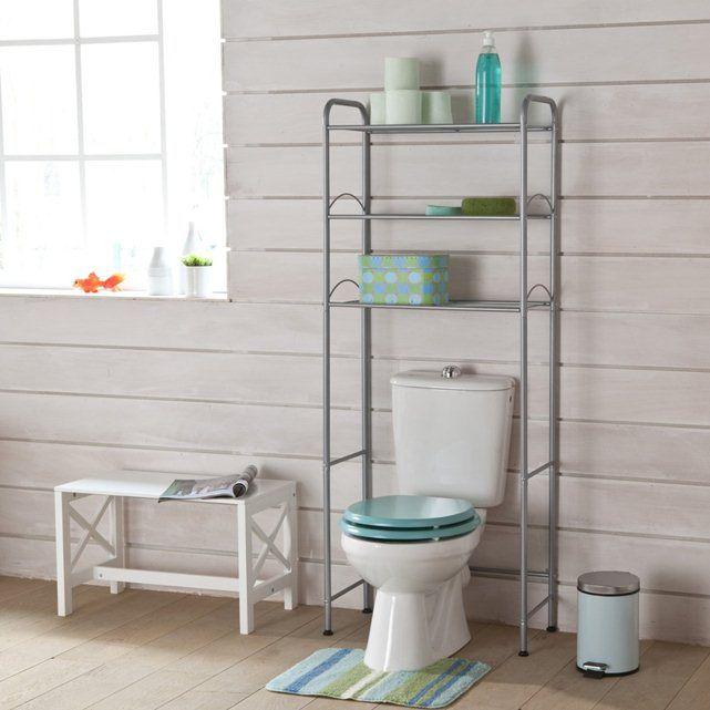 mueble especial wc 2 colores la redoute interieurs ForMueble Encima Wc Ikea