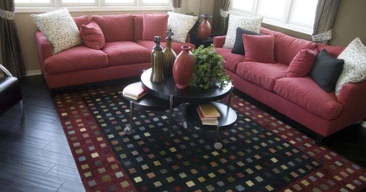 Cómo acomodar los muebles en la sala de estar