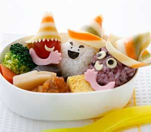 #bento: Bento Fun, Bento Boxes, For Kids, Bento Lunchbox, Lunches Boxes, Bento Fetish, Food Fun, Kids Food, Amigos Bento