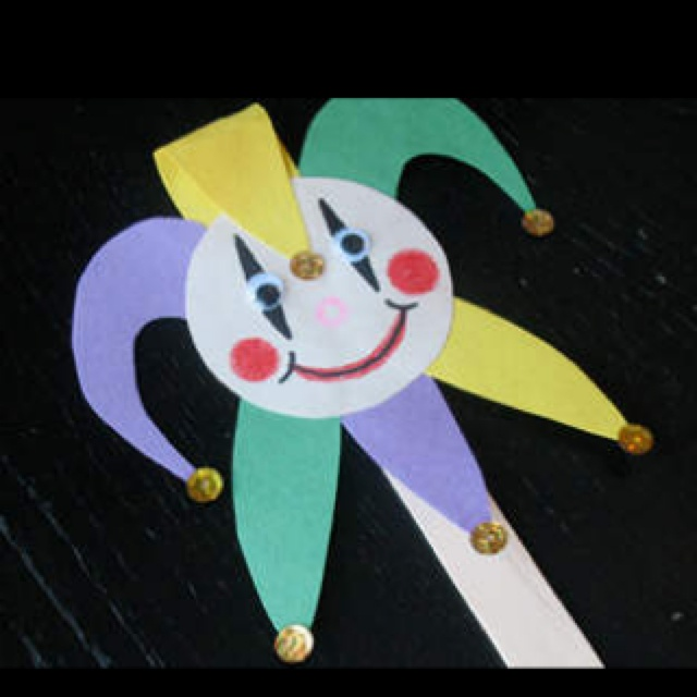 Mardi Gras Kids Crafts Part - 44: Marci GRAS