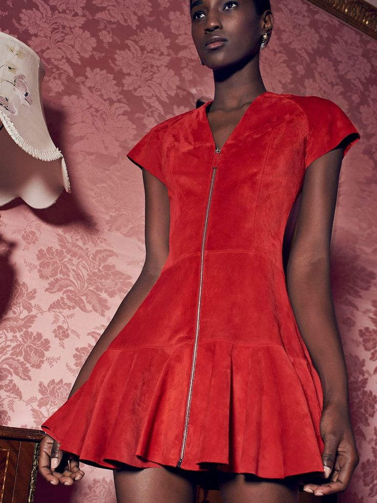 Alexis Clothing 'Jaelynn Dress Red' Dresses |Shop Splash  www.shopsplash.com
