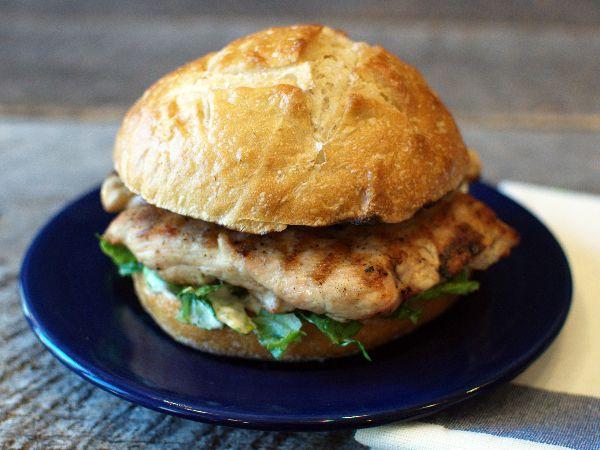 Top Secret Recipes   Olive Garden Chicken Caesar Sandwich Reduced-Fat Copycat Recipe