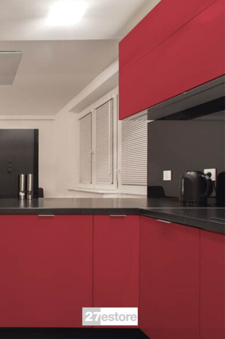 Warm Kitchen Color Trends 10 Red Orange Cabinetry Design Ideas Red Kitchen Cabinets Kitchen Color Trends Warm Kitchen Colors