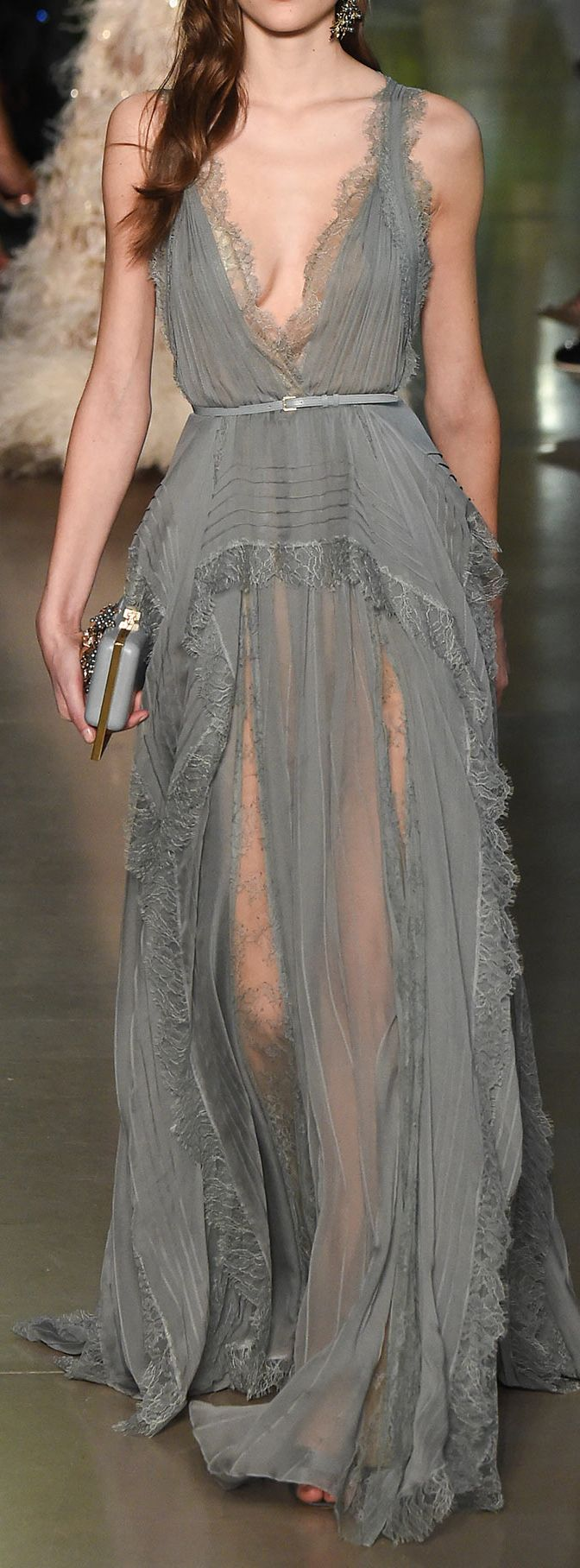 5/30/15 Elie Sabb is my inspiration. I love how he uses so many different textures to create amazing dresses