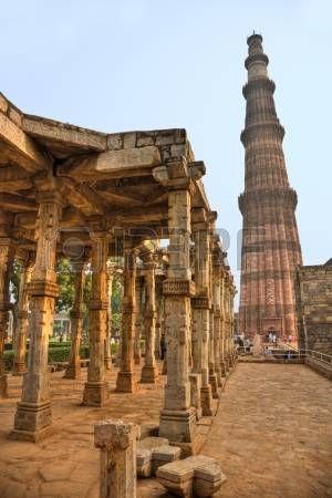 Qutb Minar, Nueva Delhi, India photo