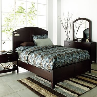 jcpenney bedroom sets. Hampton II Bedroom Set by Studio  jcpenney Creating a big boy room Pinterest Bedrooms and Room