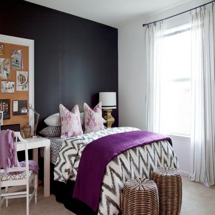 Best 25 Purple Grey Bedrooms Ideas On Pinterest: Best 25+ Deep Purple Bedrooms Ideas On Pinterest