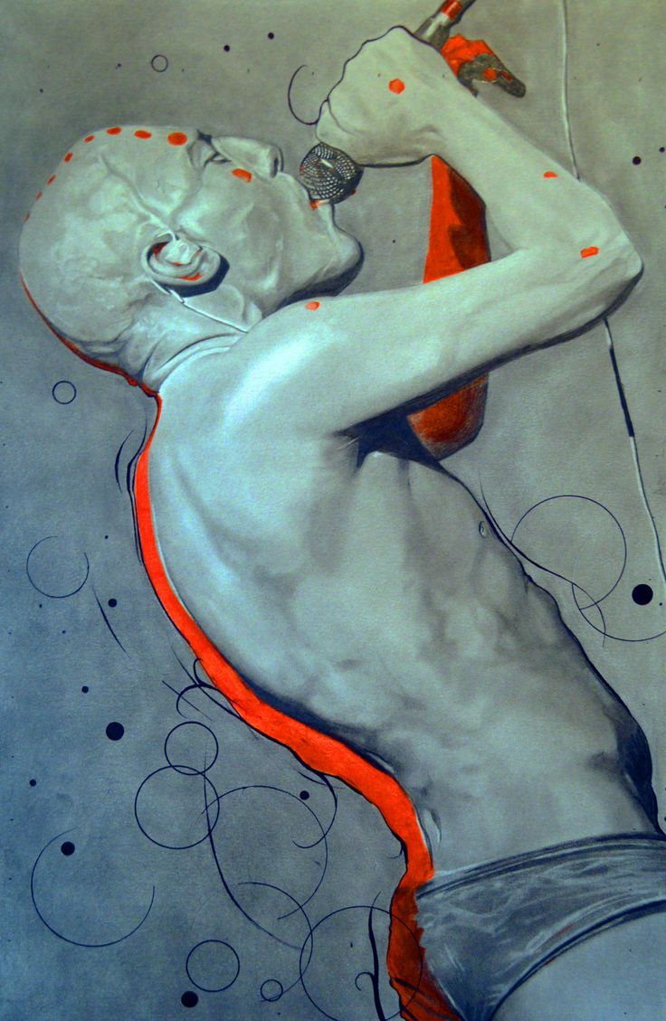 Maynard James Keenan by Aaron Frick by AaronFrick.deviantart.com on @deviantART