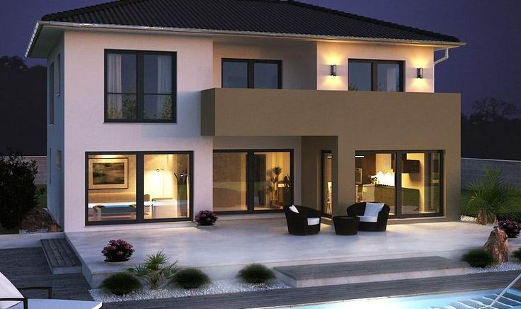 Hanlo | Domy z duszą | EKSKLUZYWNE.NET: Dreaming Oft, Favorite Places, Ekskluzywne Net Modern, Easy Green, Σχέδια Σπιτιού, Luxury Homes, Real Estate, Modern Houses, Luxury Real