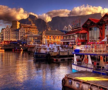 南アフリカ:ケープタウン