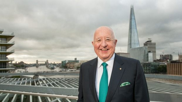 What does it mean to be a chief executive? Sam Walsh has some ideas.
