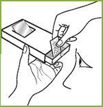 Metodología de observación con el microscopio óptico casero...