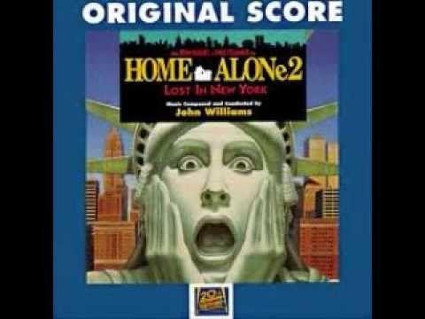 Home Alone 2: Lost In New York Original Score (Track #01)  Somewhere In ...