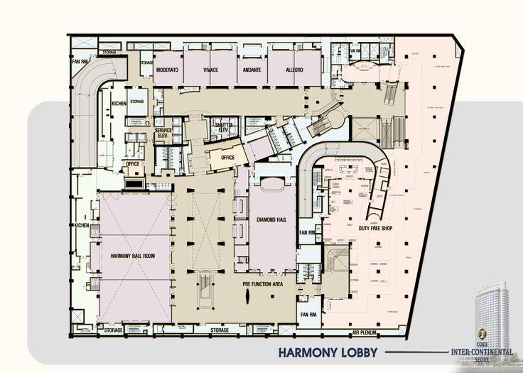Hotel lobby floor plan google search hotel design - Free room design website ...