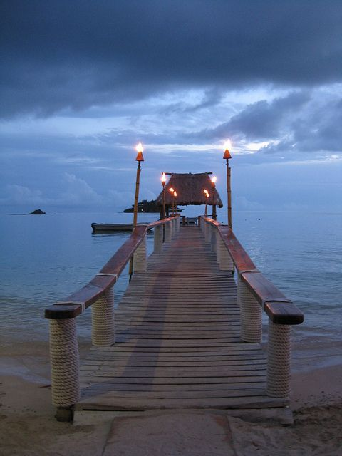 20 Marvelous Places Around the World - Malolo Island, Fiji