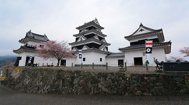 Ozu Travel: Ozu Castle