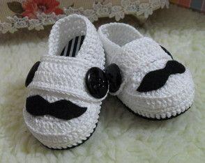 Пинетки Baby (Усы)