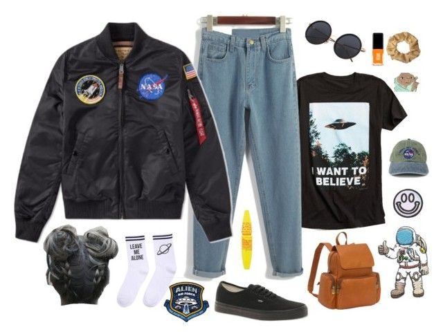 """Day dreamer"" by petiteplanter on Polyvore featuring Urban Outfitters, Alpha Industries, Jin Soon, Vans, Le Donne, Yeah Bunny and Stoney Clover Lane"