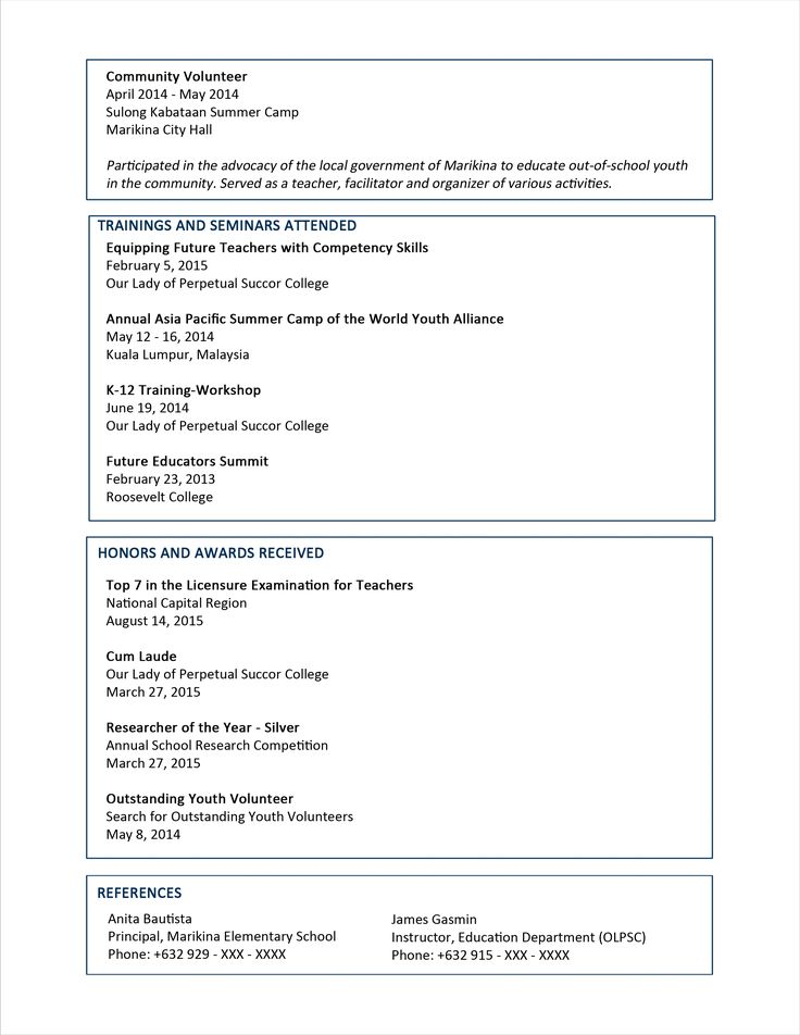 Resume Sample Resume Malaysia 2013 best 20 sample resume ideas on pinterest examples resumes format for fresh graduates two free easyjob