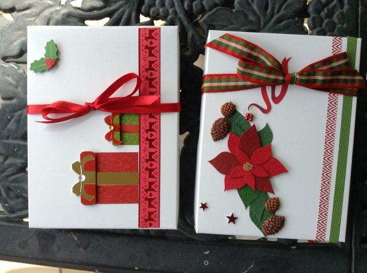 Galletas y chocolates en estas cajitas, un delicioso regalo
