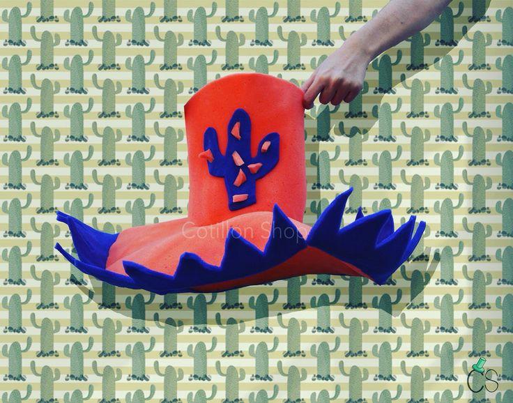 Sombrero gomaespuma : gorro mexicano