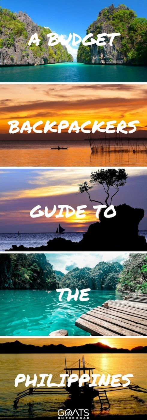 Looking for your next travel destination? Check out this awesome Philippines itinerary including where to stay, best things to do and must see attractions | #paradise #nextvacation #philippines #itsmorefuninthephilippines #traveltips #travelguide #beautifulplaces #islandlife #philippinestravel #southeastasia #backpacking