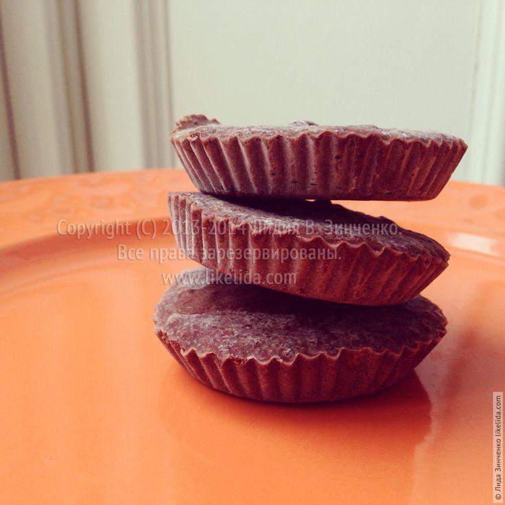 Веганский шоколад (подходит для сыроедов)