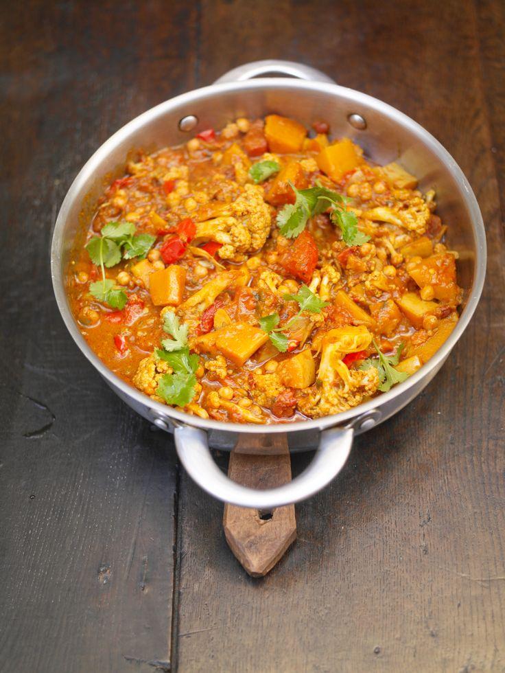 Jamie Oliver's Vegetable Jalfrezi Recipe | Ministry of Food
