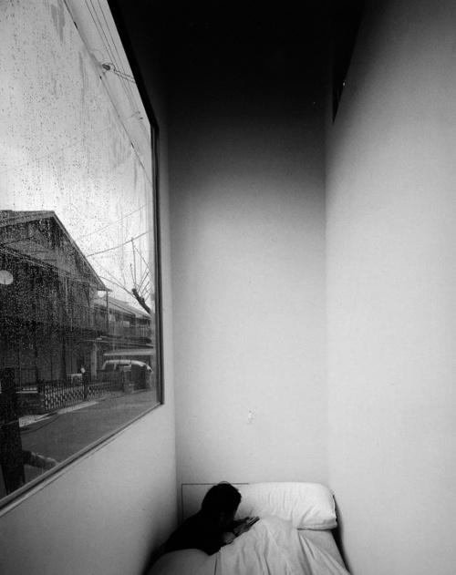 Le Post-it Jaune | KAZUYO SEJIMA Plum Grove House, Tokyo 2003