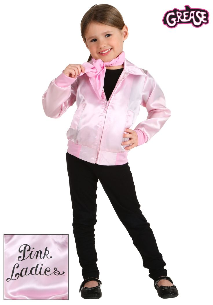 1000  ideas about Grease Pink Ladies Jacket on Pinterest | Pink