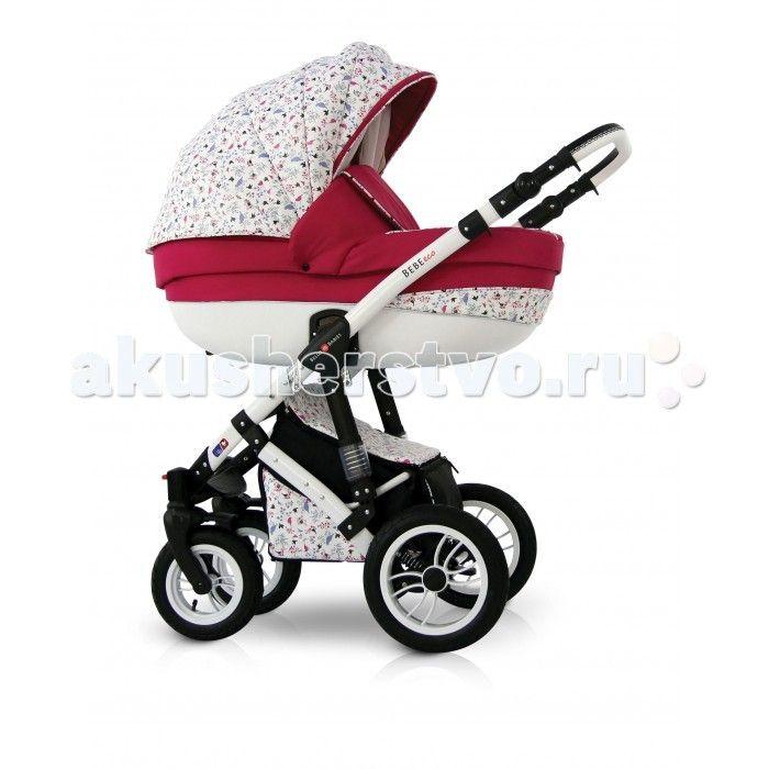 Коляска Bello Babies Bebe Eco 3 в 1  Коляска Bello Bebies Bebe Eco 3 в 1 для детей с рождения до 3-х лет - это современная модель для современных родителей и их малышей.  Bebe Eco 3 в 1 - это практичная наружная обшивка с уникальной системой пропитки Waterproof. Даже если вы на прогулке попадете под дождь, ваш малыш останется в полном комфорте, сухости и безопасности.  Коляска продумана до мелочей в плане безопасности и комфортабельности: литая люлька защищает кроху от ударов, а хлопковая…