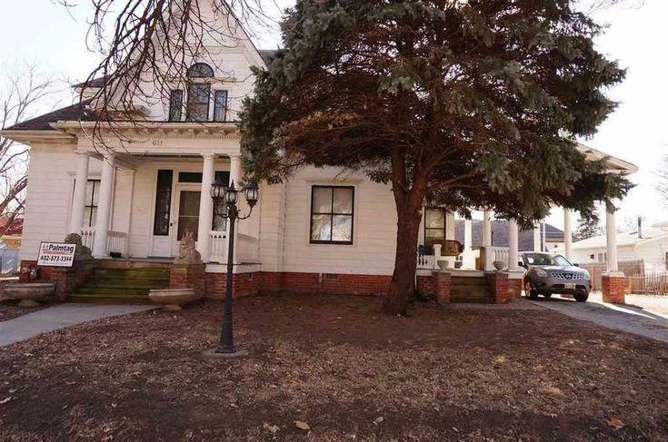 1898 Classical Revival – Nebraska City, NE – $150,000