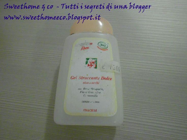 Latte detergente linea rosa mosqueta Italchile