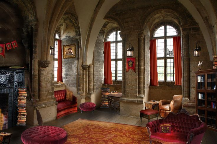 Les 300 meilleures images du tableau d co m di val for Decoration maison harry potter