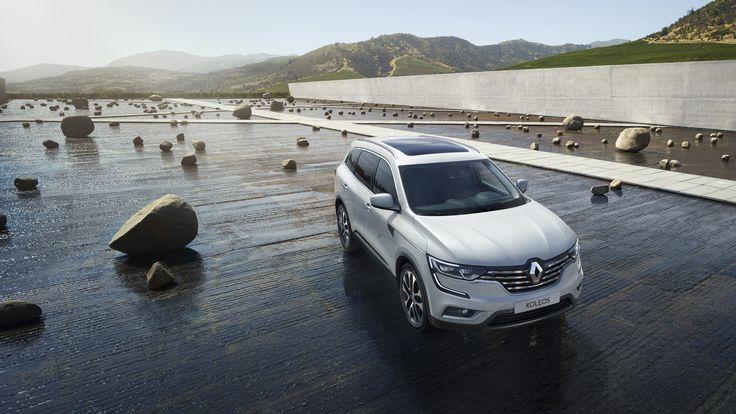 Renault KOLEOS - Aussendesign - Renault Schweiz
