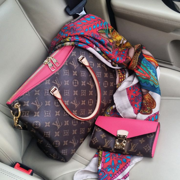 tPF Member: Ivonna, Bag: Louis Vuitton Pallas Bag, Shop: $2,490 via Louis Vuitton