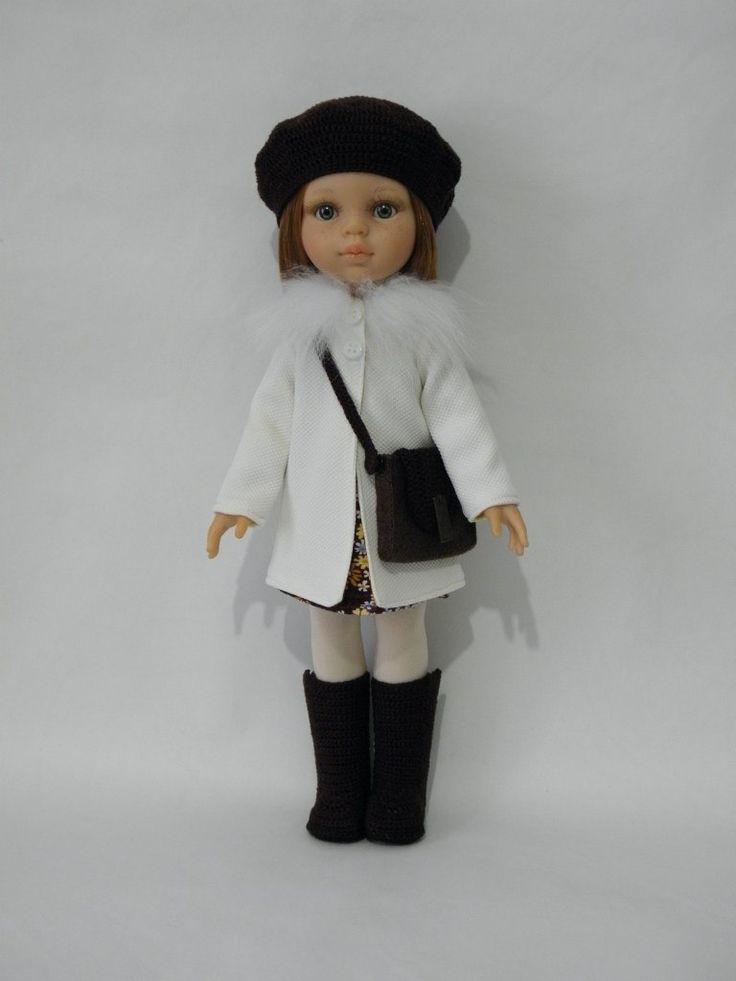 Шьем для кукол Paola Reina | 241 фотография