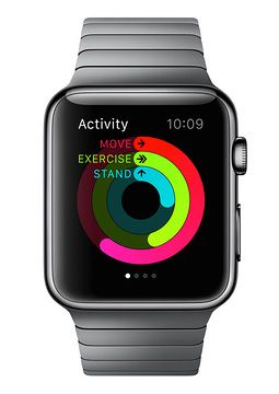 Apple Watch Promises to Change Your Workouts Forever — get the scoop here. Available early next year. #AppleWatch