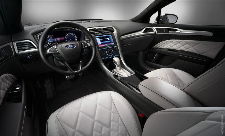OverBust> Genel> 2013 Ford Mondeo Vignale Konsept