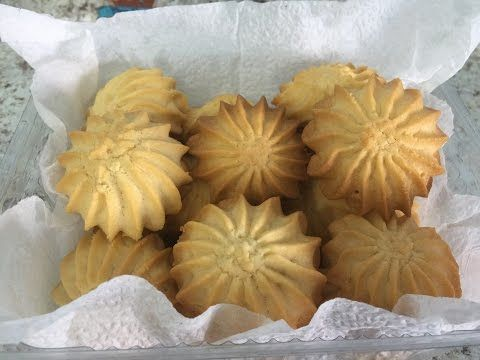 pasticetas galletas de mantequilla - YouTube