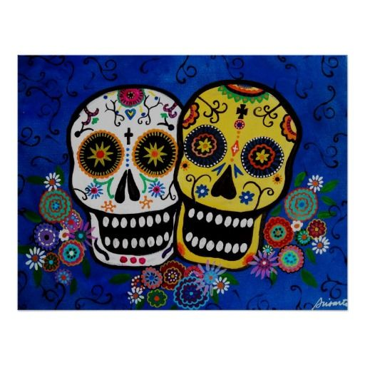 Dia de los muertos  DOD Poster;FRIDA KAHLO, DAY OF THE DEAD, DIA DE LOS MUERTOS, SKULL, SKELETON, FOLK ART, MEXICAN, MEXICAN PAINTINGS,  PAINTINGS, FLORALS, FLOWERS, WHIMSICAL, PRISTINE CARTERA-TURKUS, PRISARTS, OUTSIDER ART, BRUT ART, FLORALS,couple, love, anniversary, valentine's, valentine,SPECIAL GIFT MOTHER FATHER BROTHER SISTER FRIEND TEACHER CO-WORKER PROFESSOR STUDENT NURSE DOCTOR BESTFRIEND  LOVERS COUPLE WEDDING BIRTHDAY CHRISTMAS THANKSGIVING THANK YOU GRADUATE GRADUATION COOL…