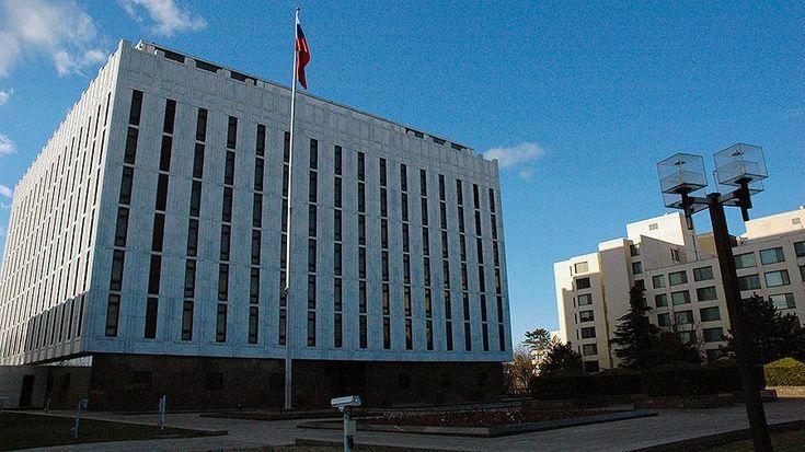 Площадь перед посольством РФ в Вашингтоне назовут в честь Бориса Немцова