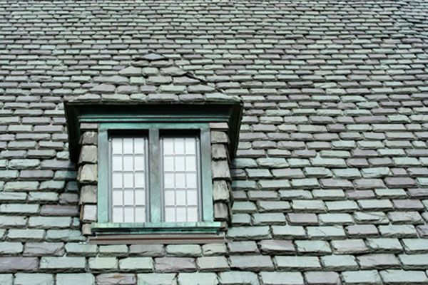 slate roofing costs more & lasts much longer making it a good investment