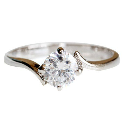Spectacular  best Engagement Rings images on Pinterest Rings Round diamonds and Diamond rings