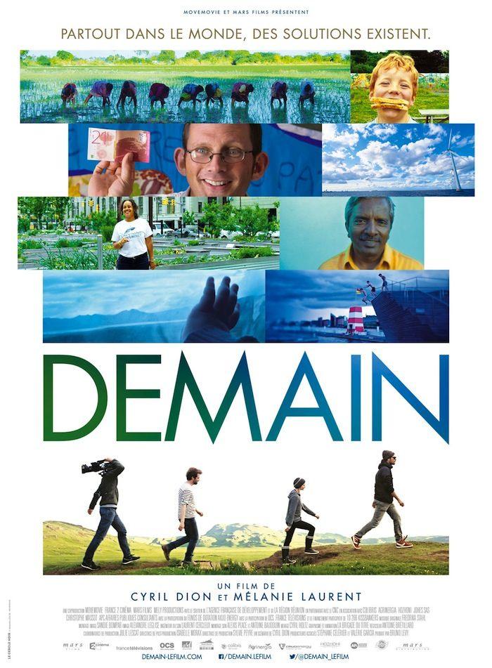 Demain, César du Meilleur documentaire, de Cyril Dion et Mélanie Laurent