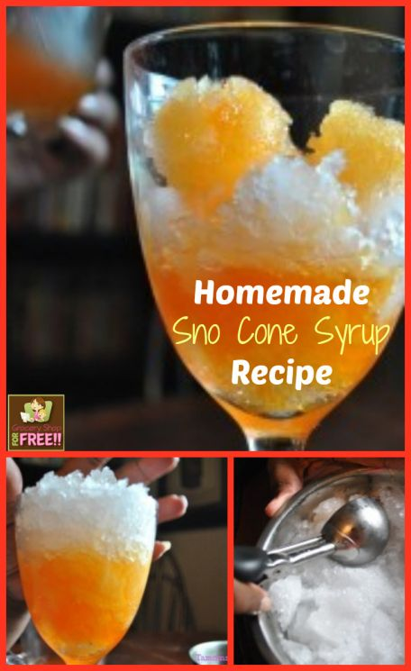 Homemade Sno Cone Syrup Recipe***Altho this pin is not of my work ....PLEASE visit my Gallery at:  rose-santucisofranko.artistwebsites.com .... and my store at:    http://www.zazzle.com/artists4god?rf=238686044861169565